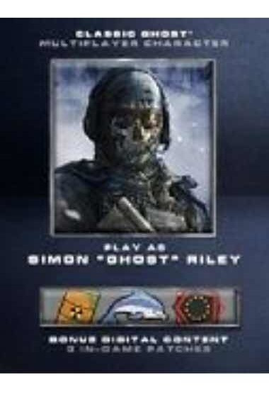 Call Of Duty Ghosts: Limited Edition Dlc Xbox/360