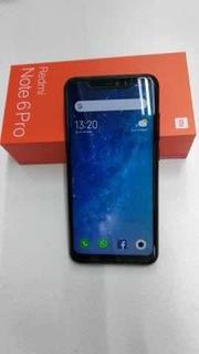 Xiaomi Redmi Note 6 Pro 64gb - 4gb Ram Tienda Fisica