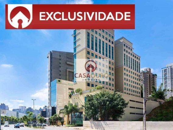 Flat À Venda, Belvedere, Belo Horizonte. - Fl0002