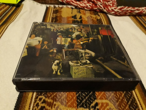 Cd Bob Dylan And The Band - The Basement Tapes - Obs No Fim