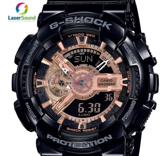 Relógio Casio G-shock Masculino Ga-110mmc-1adr Garantia E Nf