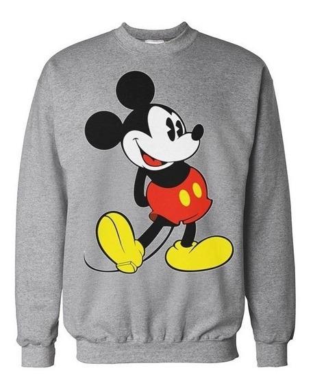 Sueter Hoodie Sudadera Mickey Mouse Disney Unisex