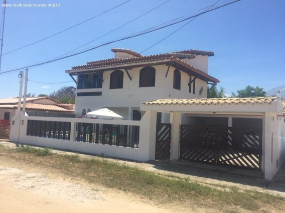 Casa Em Subauma Na Linha Verde - Ca00033 - 34236514