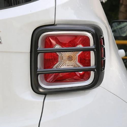 Grade Proteção P/ Lanterna Traseira Jeep Renegade 2015 -2017