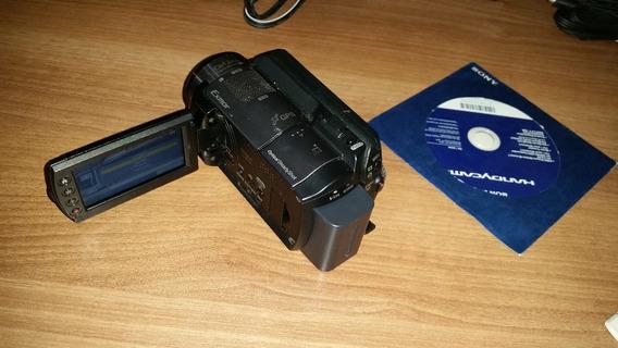 Filmadora Sony Hdr-xr200 Full Hd 120gb