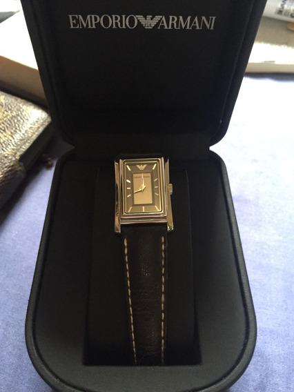 Relógio Empório Armani Original Comprado Em Usa