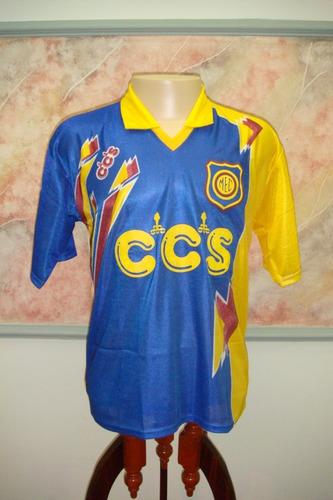 Camisa Futebol Madureira Rio Janeiro Ccs Jogo Antiga 590