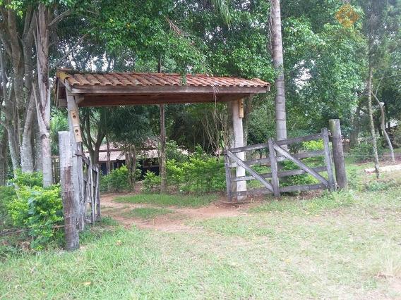 Sítio Rural À Venda, Estância Ubá, Itirapina. - Si0008