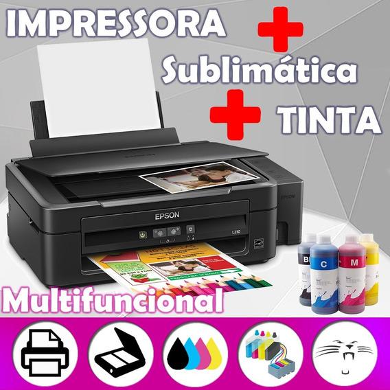 Impressora Multifuncional Tx135 Sublimação Canecas Estampas