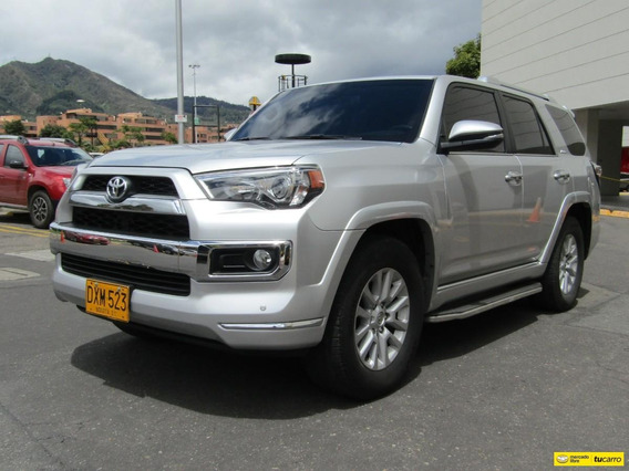 Toyota 4runner Limited At 4000cc 4x4 Aa Ab