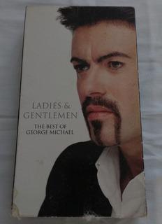 George Michael Ladies & Gentlemen Vhs Importado