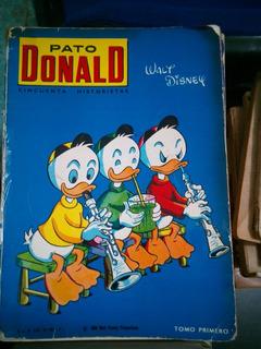 C45 Pato Donald 50 Historietas Walt Disney Tomo Primero