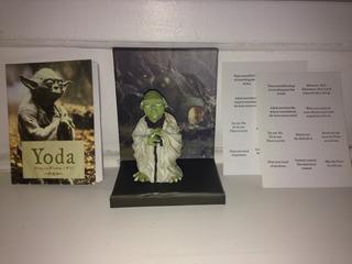 Star Wars Yoda Chronicle Books Base Revista Adesivos 115,98