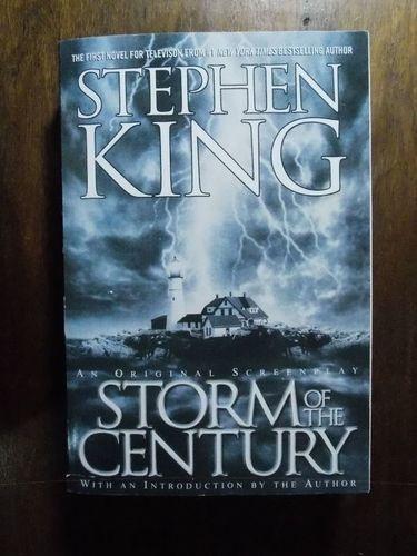 Livro Storm Of The Century Stephen King