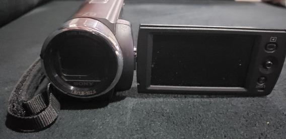 Super Oportunidade Filmadora Sony