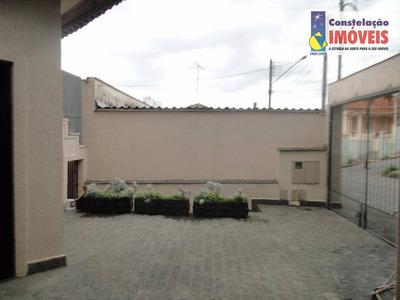 Sobrado Residencial À Venda, Centro, Bragança Paulista. - So0034