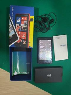 Smartphone Nokia Lumia 820 Preto