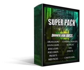 Super Pack Brazilian Bass 2018 (pressets,wav,mid) (+15gb)