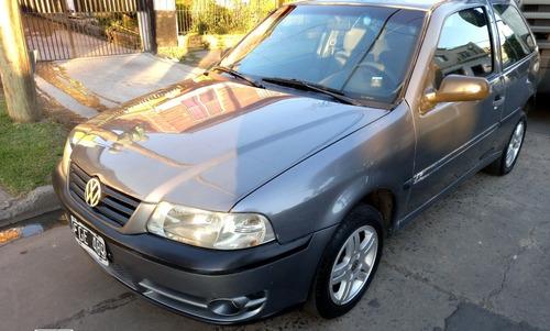 Imagen 1 de 11 de Volkswagen Gol 1.6 Mi Deejay 2005