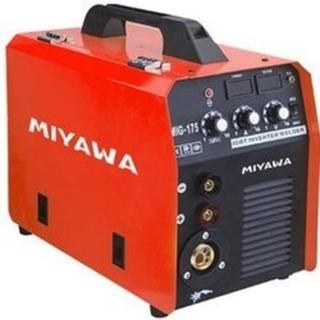 Soldadora Inverter Combinada Mig/mma 180a Miyawa