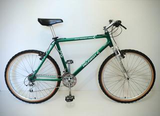 Bicicleta Mtb Peugeot Shimano Stx Special Itm Miche Selcof