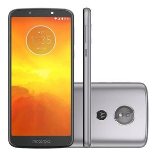Smartphone Motorola Moto E5 16gb Mem 2gb Ram 4g Dual 5.7pol