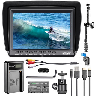 Kit Monitor Neewer F100 7 Pulgadas 1280 X 800 Ips Pantall