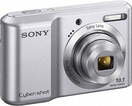 Câmera Digital Sony Dsc-s1900 10 Megapixel + Cartão Original