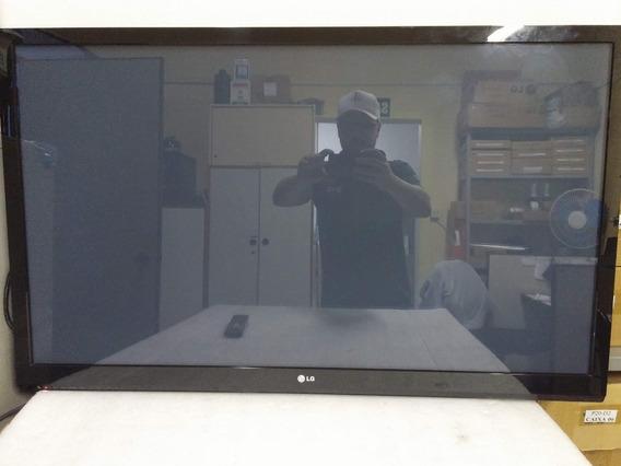 Tv 42 Plasma LG 42pn4600 Hd,sem Base