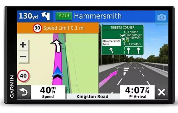 Garmin Drivesmart 65 Com Tráfego Tela 7