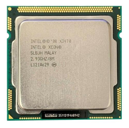 Processador Intel Xeon X3470 De 4 Núcleos 3.60ghz = (i7-880)