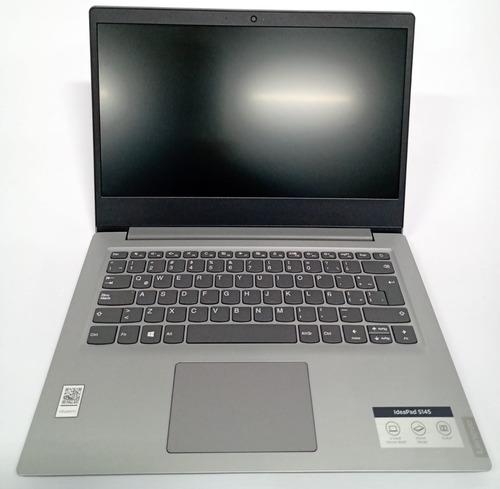 Imagen 1 de 4 de Lenovo S145-14igm Celeron N4000 4gb Ram 500gb Hdd 81mw0005ar