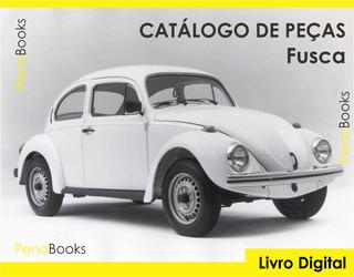 Catálogo De Peças Volkswagen Fusca 1600 1983 - 1986