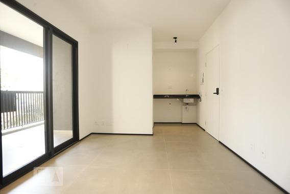 Apartamento Para Aluguel - Santa Cecília, 1 Quarto, 33 - 893088708