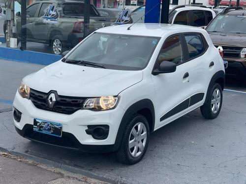 Imagem 1 de 7 de  Renault Kwid Zen 1.0 Flex 12v 5p Mec.