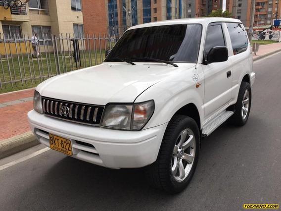 Toyota Prado Sumo Gx Mt 2700 Cc Aa