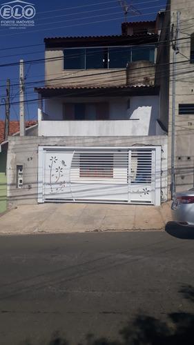 Imagem 1 de 19 de Casa A Venda, Jardim Hubert , Indaiatuba - Ca02824 - 1882039