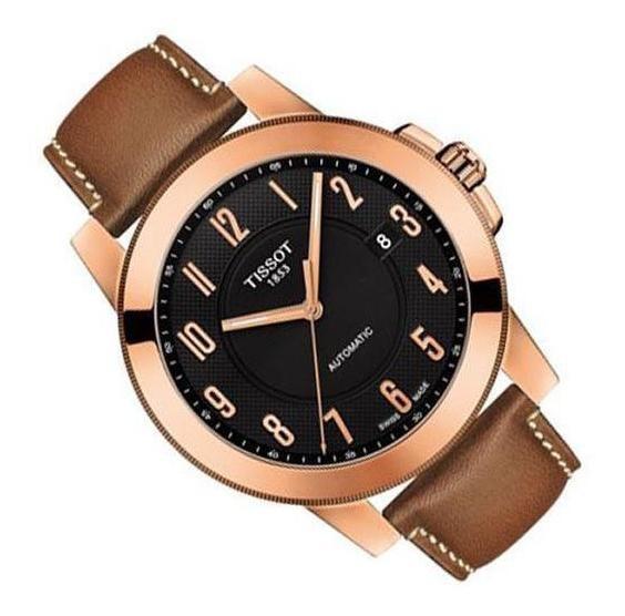 Relógio Automático Masculino Tissot - T098.407.36.052.01