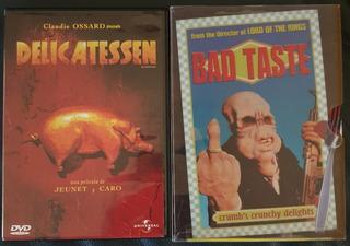 Bad Taste Peter Jackson Edlim 2dvds+ Delicatessen Envio Grat