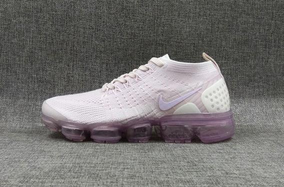 Zapatillas Nike Air Vapormax V2 Rosa Claro Woman