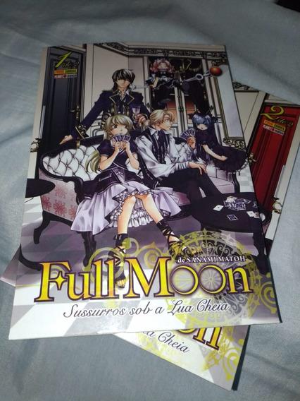 Combo Full Moon - Manga Bl / Yaoi