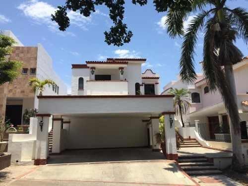 Casa En Renta Culiacán, Privada Lomas Del Bosque