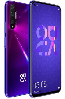 Celular Huawei Nova 5t 8gb/128gb Camara Cuádruple+estuche