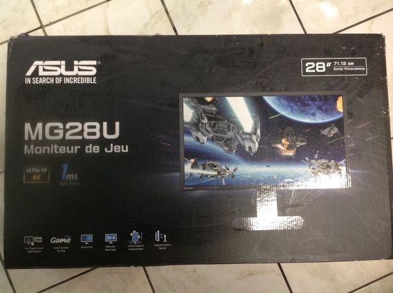 Monitor Gamer Asus Mg28u 1ms 4k Uhd Hdmi 2.0 Displayport