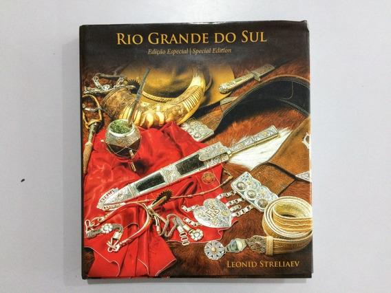 Livro Rio Grande Do Sul Edição Especial Bilíngue