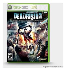 Dead Rising - Original Para Xbox 360 - Novo