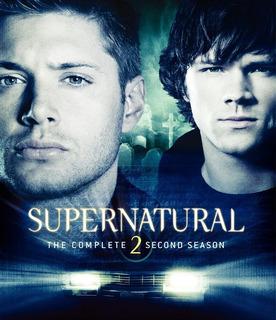 Supernatural Primera Temporada 2 Dvd