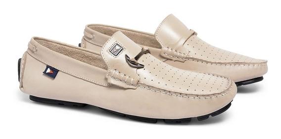 Sapato Masculino Dock Sider Sapatenis Casual Original Couro