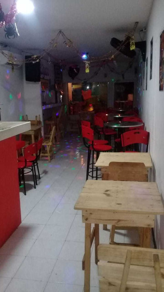 Se Arrienda Restaurante-bar Con Todo