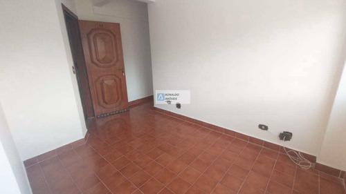 Apartamento Com 2 Dorms, Caiçara, Praia Grande - R$ 215 Mil, Cod: 2449 - V2449